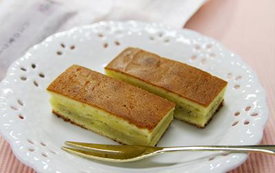 蓮 Ren ~ハスの実ケーキ~